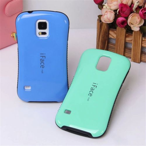 IFace Cover For Samsung Galaxy S5 کاور آیفیس گوشی سامسونگ گلکسی S5 کاور آیفیس گوشی سامسونگ گلکسی S5