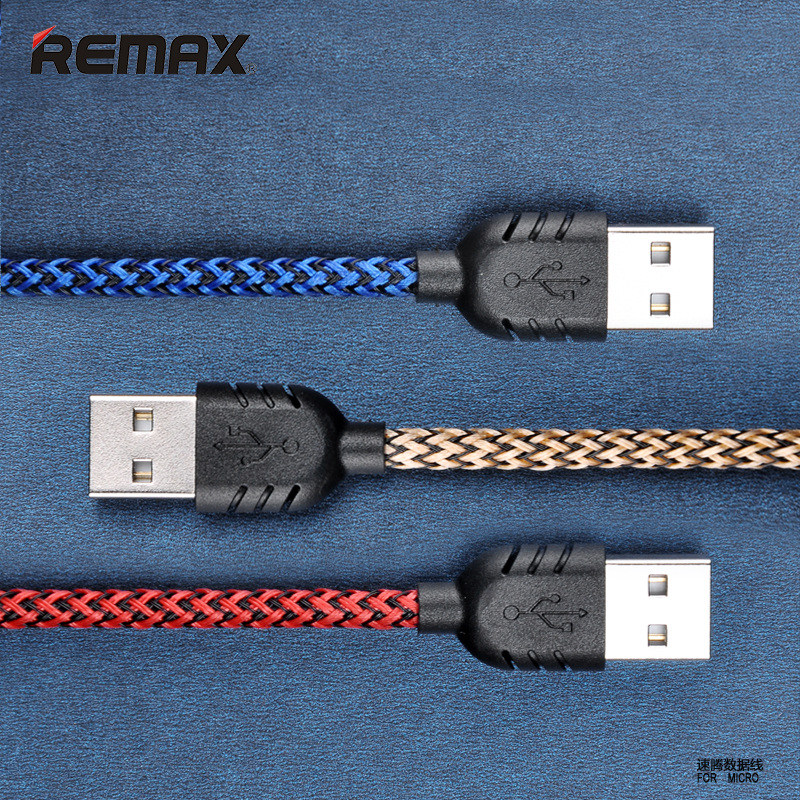 Remax Suteng Cable for iphone کابل با روکش کنفی مدل ساتنگ ریمکس کابل با روکش کنفی مدل ساتنگ ریمکس