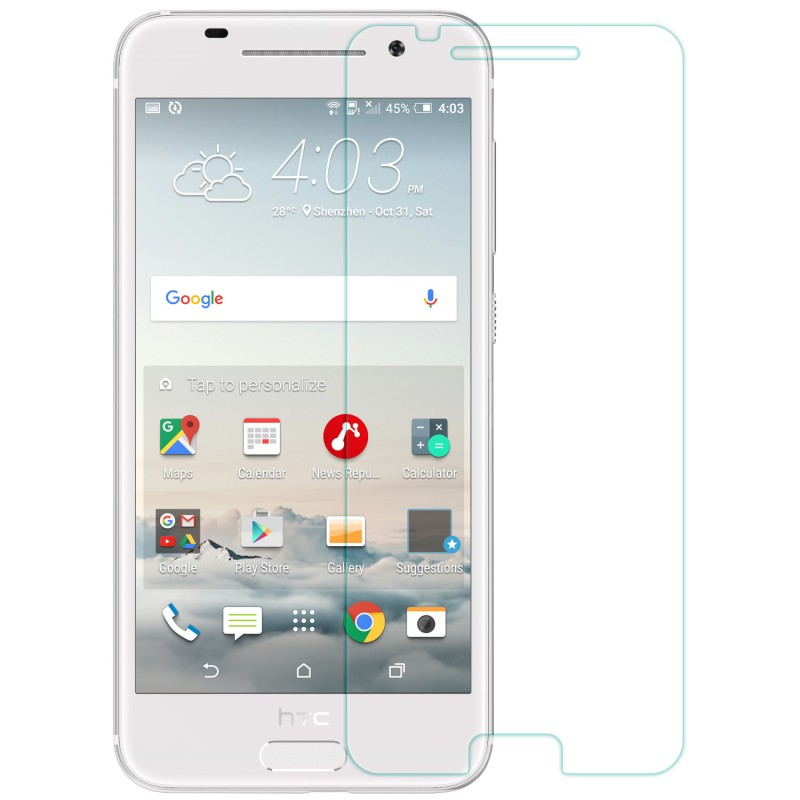 Glass Screen Protector For HTC One A9 محافظ صفحه شیشه ای نشکن مدل اچ تی سی HTC One A9 محافظ صفحه شیشه ای نشکن مدل اچ تی سی HTC One A9