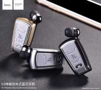 HOCO E4 Bluetooth V4.0 Retractable Clip-on Headset