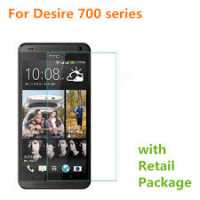 Glass Screen Protector For HTC Desire 700 Dual