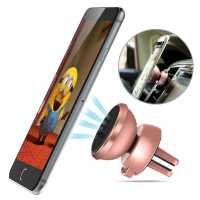 Remax - RM-C19 - Stylish Air Vent Magnetic Car Mount Phone Holder