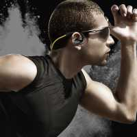 Awei A880 BL Original Sport Sweat proof Bluetooth Headset Call